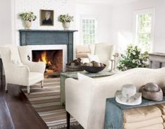 Nancy Fishelson revamped 1795 Connecticut house - living room.jpg