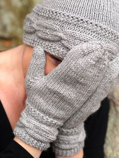 Ravelry: Beorn Hat (Worsted) pattern by Corrine Walcher