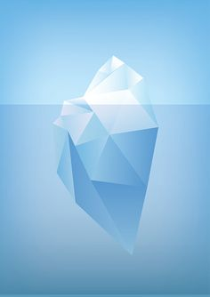 tip-of-the-iceberg-illustration-low-poly-polygon-graphic-illustration-id511382812 (349×494)