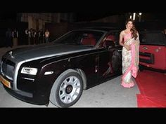 Top Five Actresses with their Luxury Cars