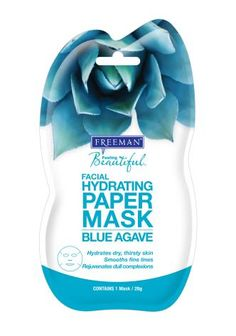 Freeman Beauty Blue Agave Hydrating Facial Paper Mask hydrates skin giving it an amazing glow! Great for getting gorgeous skin in cold weather! Beauty Care, Diy Beauty, Beauty Skin, Beauty Makeup, Drugstore Beauty, Beauty Hacks, Face Care, Body Care, Skin Care