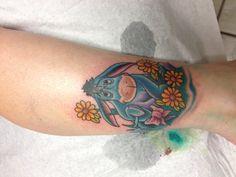 Eeyore tattoo