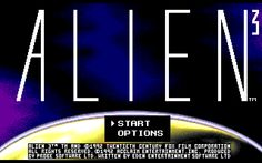 Alien³ (Amiga)