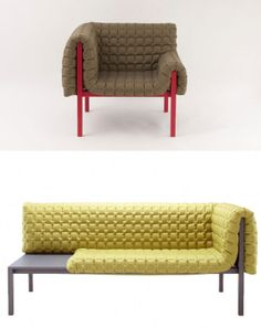 Ruché collection by Ligne Roset