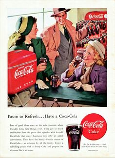 Coca Cola 1948