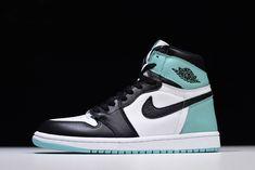 42cbdbdd6b2018 Mens Air Jordan 1 Retro High OG NRG White Igloo-Black 861428-100