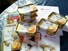 Hexes Produkttest und Sonstiges: Becel Gold   mit Buttergeschmack Gesund und Lecker... #IFKbecelgold
