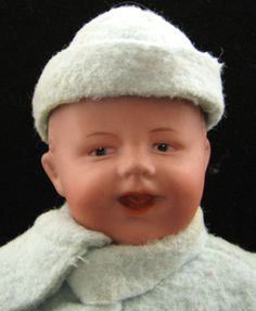 Antique Gebruder Heubach doll