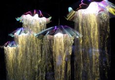 DIY Jellyfish lights