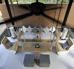 Le Meridien Chiang Rai Resort, Thailand—Parvati Spa Lobby | Flickr - Photo Sharing!
