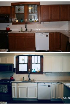 DIY Kitchen Renovation – Advantages and Disadvantages – Open Kitchen Designs Painting Kitchen Cabinets, Kitchen Paint, Diy Kitchen, Kitchen Decor, Kitchen Ideas, Kitchen Furniture, Boho Kitchen, Furniture Cleaning, Furniture Removal