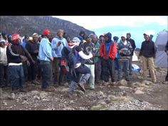 Kev climbs Kilimanjaro! Watch this video a Thomson Safaris guest filmed of his climb.
