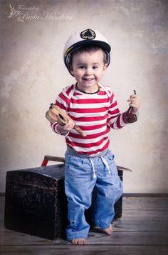 A little captain