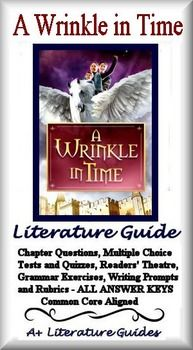 A Wrinkle in Time Study Guide Course - Online Video ...