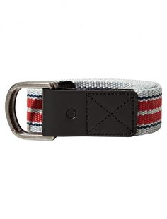 Stripe D-Ring Belt #stussy #spring13 #accessories