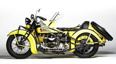 1939 Indian Four Cylinder