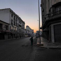 Early morning in Casablanca Morocco. . - - -  #sunrise #city #casablanca #morocco #sightseeing #tastetravel #tastetravelfoodadventuretours #sunshinecoast #australia #travel #traveler #holiday #vacation #instatravel #instagood #localsknow