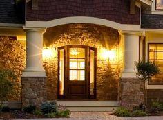Exteriors - traditional - exterior - minneapolis - Stonewood, LLC