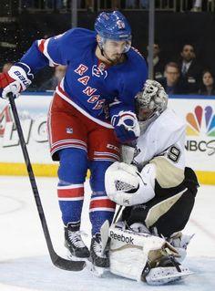 Pittsburgh Penguins vs. New York Rangers - Photos - May 11, 2014 - ESPN