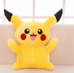 Dolls,Plush toys 30cm,Cute Giant Big Size Pikachu Soft