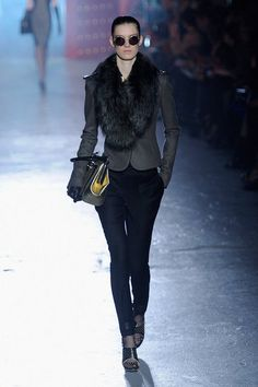 Jason Wu rocks it with sharp silhouettes and the most luxurious small details