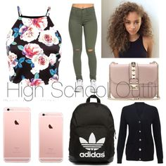 High School Outfit!!