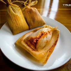 Chuchitos, plato tipico guatemalteco.