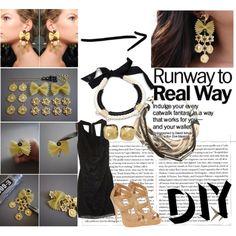 DIY jewelry, statement jewelry, jewelry project, homemade jewelry, DIY jewellery, jewelry making
