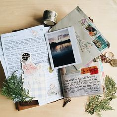 My journal. Instagram @janethecrazy