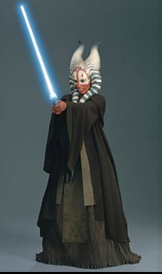 Shaak Ti (one of the best Jedi and one of my favorites)