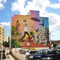 'The Revolution' – Streetartist