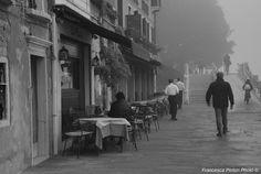 Venice through the fog...10/11/2015