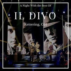 "Tonight's ""A night with the best of Il Divo"" in Kettering OH @fraze_pavilion ! We're feeling the excitement they will be refreshed after their break! (Photo @lunaspirit0630) @sebdivo @ildivo_official @carlosmarinildivo @ildivours @divodavidmiller ---------- #sebsoloalbum #ildivotour #ildivocruise #teamseb #sebdivo #sifcofficial #ildivofansforcharity #sebastien #izambard #sebastienizambard #ildivo #ildivoofficial #singer #band #musician #music #composer #producer #artist #charityambassador…"