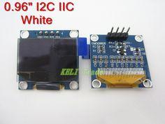 """New 1 Cái 128X64 Trắng LCD OLED LED Hiển Thị Module Cho Arduino 0.96 """"I2C IIC SPI Nối Tiếp new gốc"""