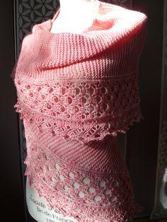 Ume, pattern by Andrea Rangel.