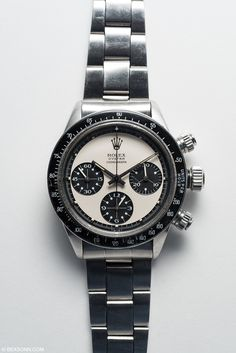 "0817bd45023 bexsonn  "" Rolex  Paul Newman  Daytona 6263 from the upcoming WoK Auction  Read More """