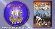CHILL WITH A BOOK AWARDS: The Malice of Angels by Wendy Percival