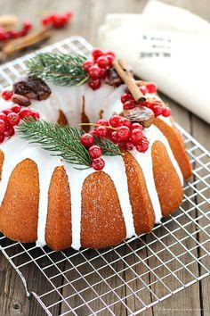 Christmas Bundt Cake | Chiarapassion