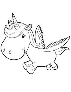 Cute Baby Unicorn Pictures
