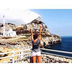 #travel #summer #gibraltar #europe