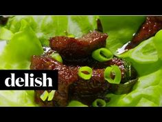 Best Mongolian Beef Recipe - How To Make Mongolian Beef