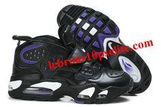the best attitude 5388b 5f794 Charles Barkley Shoes - Nike Air CB 34 Black Purple Air Jordan Shoes, Kobe