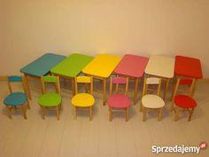 meble dzieci krzesełko stolik Jordanów