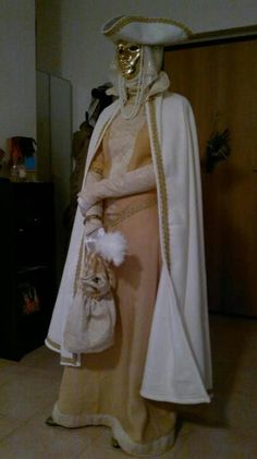 My mask for Venice Carnival, 2012