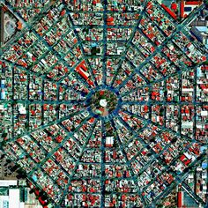 2015 ışıma sokaklar Mexico City, Mexico.19.420511533 °, bir Venustiano Carranza ilçesinde Plaza Del Ejecutivo çevreleyen burada başka bir favori Bakış var -99,088087122 www.dailyoverview.com °