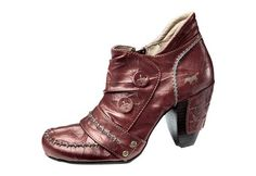 Ankle Boot Mustang Shoes. Cool