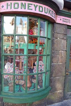Honeydukes--actually saw it, and it was awesome.  Jam-packed with people, but great