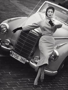 Simone d'Aillencourt, 1957