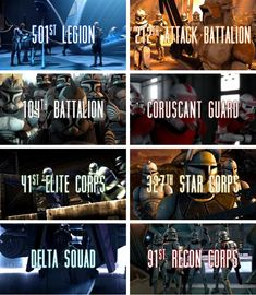Legends of the Clone Wars