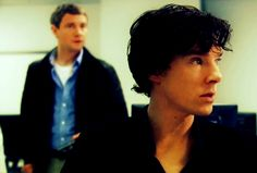 Why do I love this picture? O, wait...Sherlock!